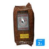 西雅圖傳頌濃縮綜合咖啡豆908g*3
