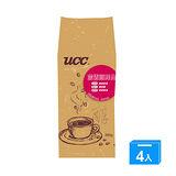 UCC濃情圓舞曲咖啡豆360g*4
