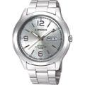 【J.SPRINGS】都會時光百米機械腕錶(銀)