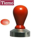 Tiamo 0914木柄鋁底填壓器51/mm(HG2579)