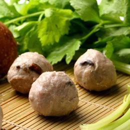 【新竹石記】香菇摃丸(約600克)