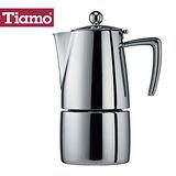 Tiamo DANDY米堤摩卡壺4杯(HA1565)