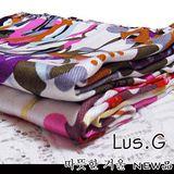 《Lus.G》慾望城市人型風圍巾