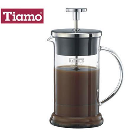 Tiamo 多功能濾壓壺700CC (HG1946)