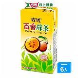古道百香綠茶300ml*6