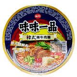 味味一品韓式辣牛肉碗麵180g*2