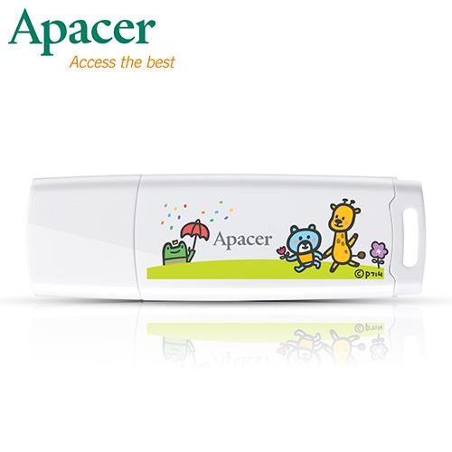Aapcer 32GB 聯名款隨身碟AH336 P714 - 陪伴款