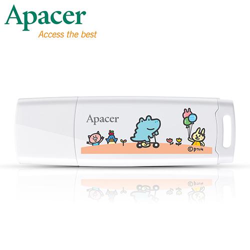 Aapcer 64GB 聯名款隨身碟AH336 P714 - 支持款