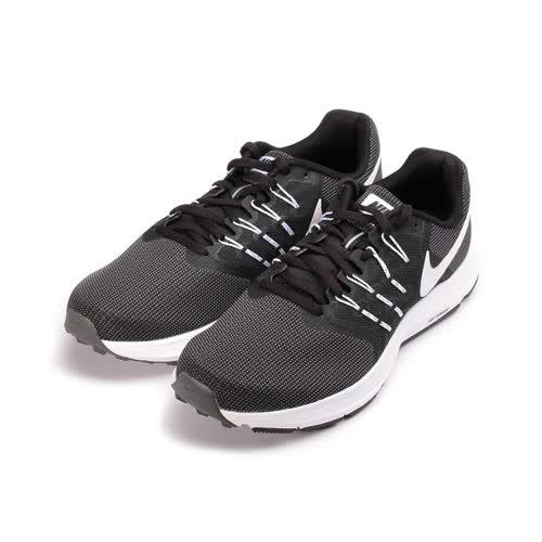 (男) NIKE RUN SWIFT RUNNING 透氣避震跑鞋 黑白 908989-001 男鞋 鞋全家福