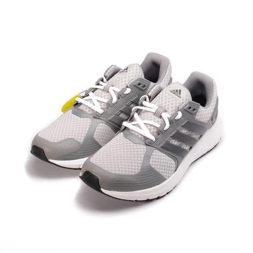 (男) ADIDAS DURAMO 8 M 限定版輕量吸震跑鞋 灰白 BA8082 男鞋 鞋全家福