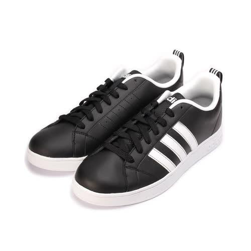 (男) ADIDAS VS ADVANTAGE CLEAN NEO 復古網球鞋 黑白 F99254 男鞋 鞋全家福