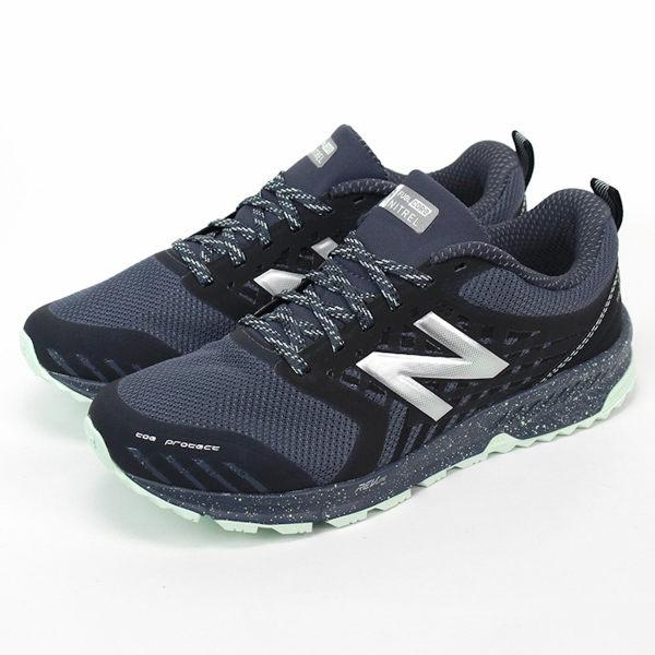 New Balance 女 越野跑鞋 慢跑鞋- WTNTRLT1