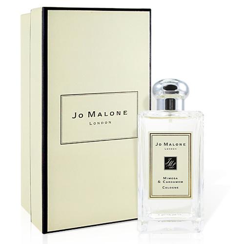Jo Malone 含羞草與小豆蔻 女性香水 100ml Mimosa & Cardamom (含外盒,緞帶,提袋)