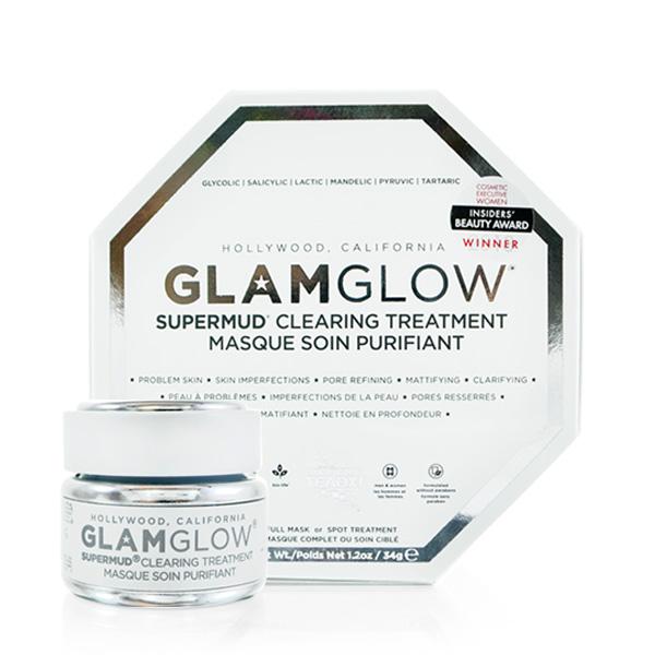 Glamglow 絕對性感深層清潔礦泥面膜(白) 34g