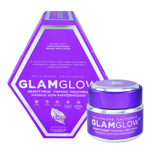 Glamglow 無重力瞬效緊實面膜(紫盒) 40g Gravitymud  Firming Treatment