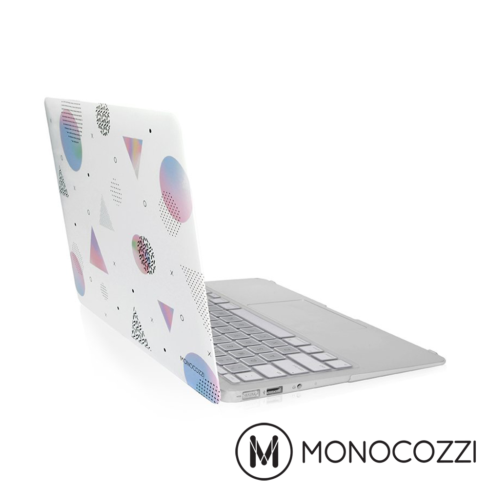 MONOCOZZI Pattern Macbook Pro 13  USB~C  吋圖騰保