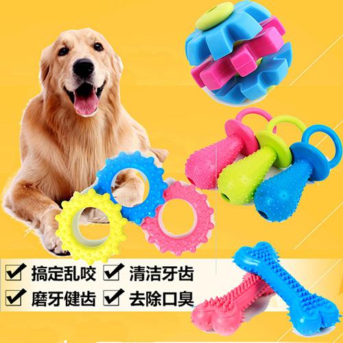 寵物愛家-寵物玩具4入組(Z057)