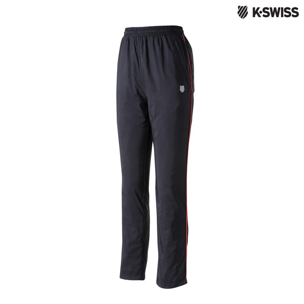 K-Swiss Track Pants 3運動長褲-女-黑