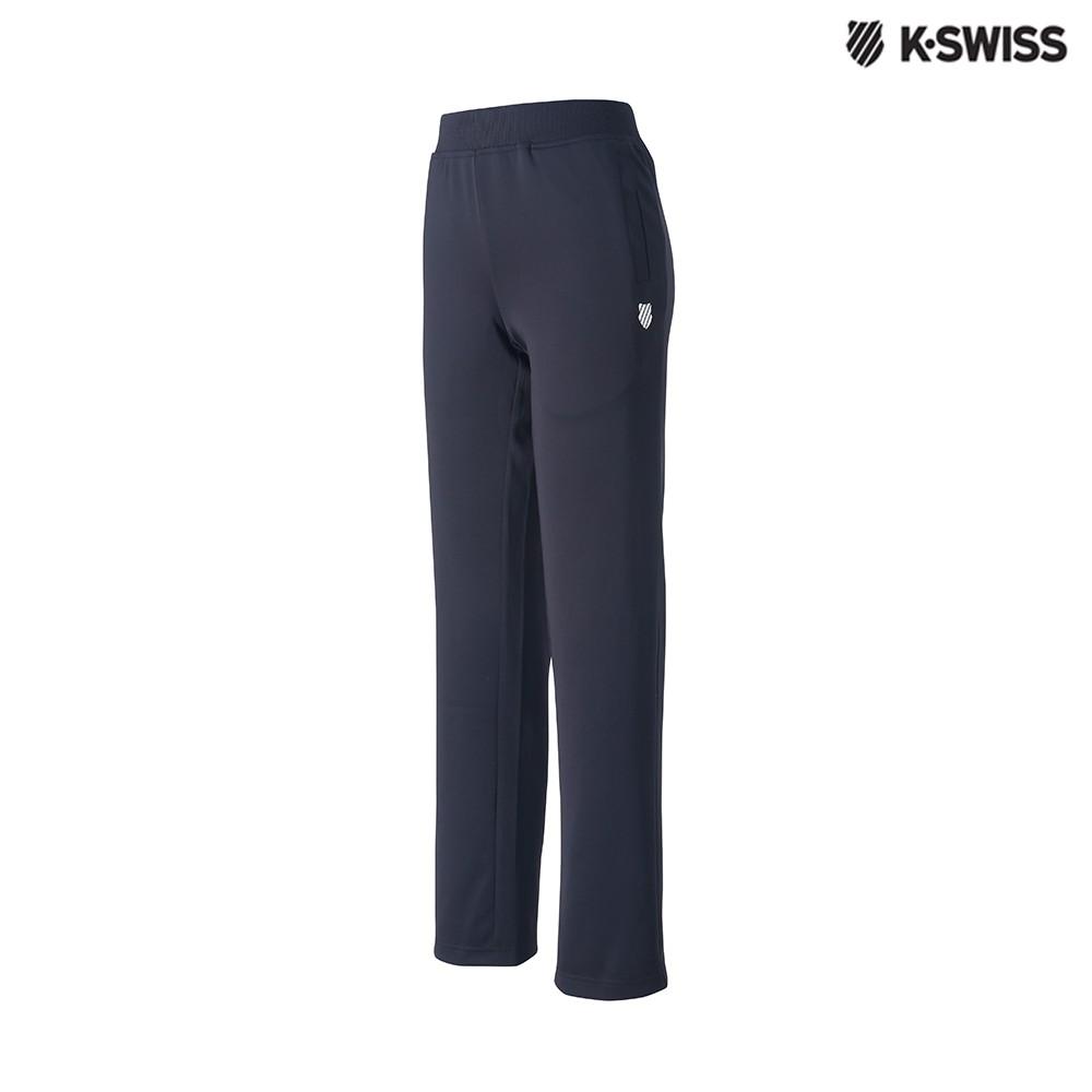 K-Swiss Track Pants運動長褲-女-黑