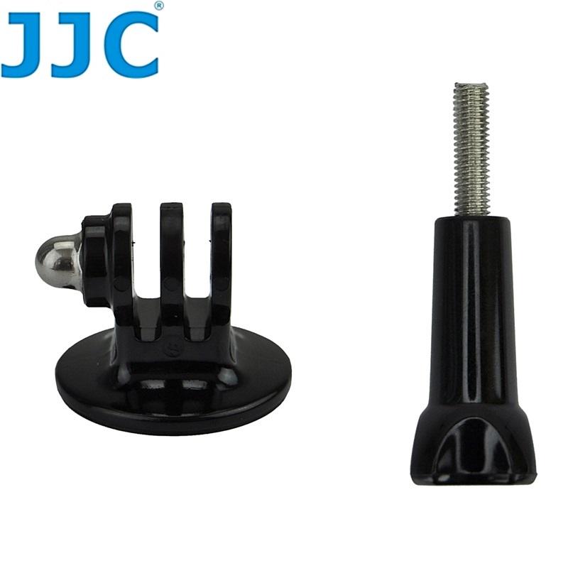 JJC副廠GOPRO攝影機配件,三腳架轉接器+快拆螺栓(長)組,GP-J11