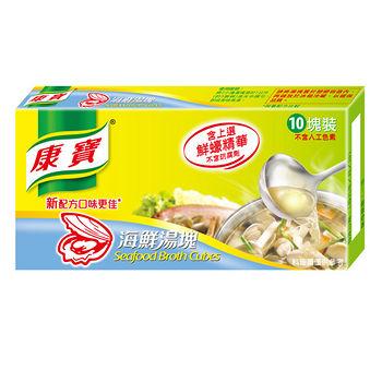 康寶海鮮湯塊100g