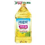 統一清爽家芥花油2L