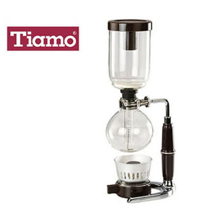 Tiamo TCA-3 虹吸式咖啡壺-附酒精燈 (3人份) HG2628