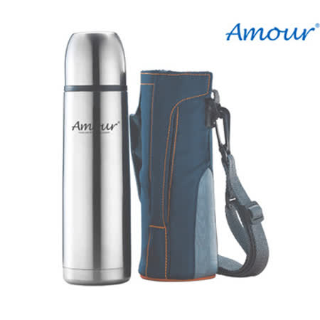 Amour 500cc真空保溫瓶(HE5110)-(附手提套)