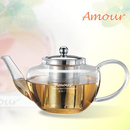 Amour 花茶壺-附ST濾網 750cc (HG1931)
