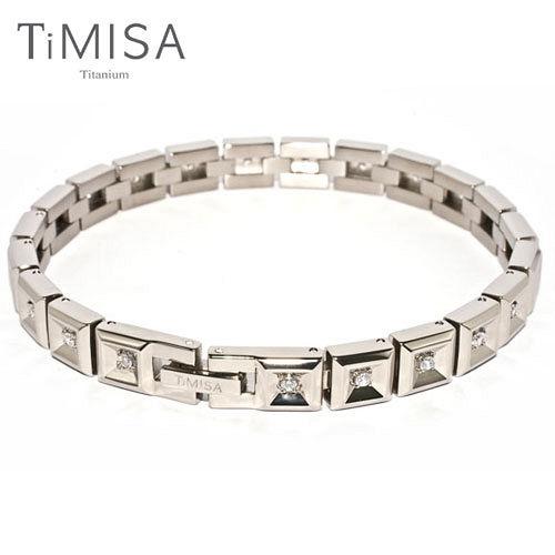 【TiMISA】永恆星光 純鈦手鍊