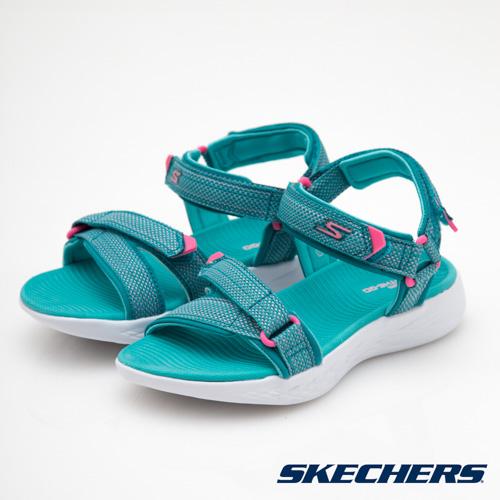 SKECHERS  童  女童涼鞋 ON THE GO 600 ~ 86965LAQPK