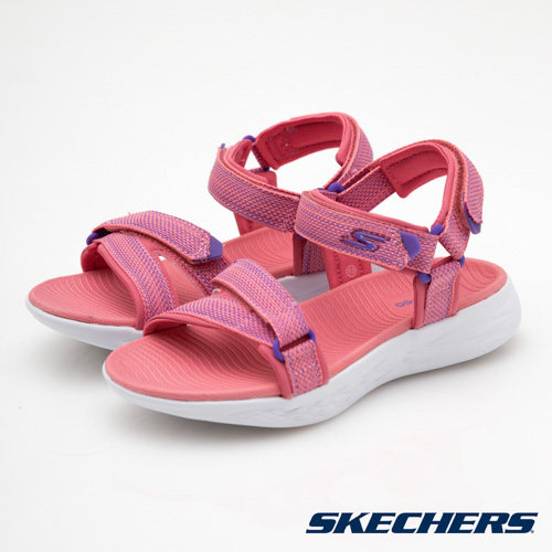 SKECHERS  童  女童涼鞋 ON THE GO 600 ~ 86965LCRL