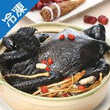 饗城鹿茸烏骨雞湯2200g+-5%/袋