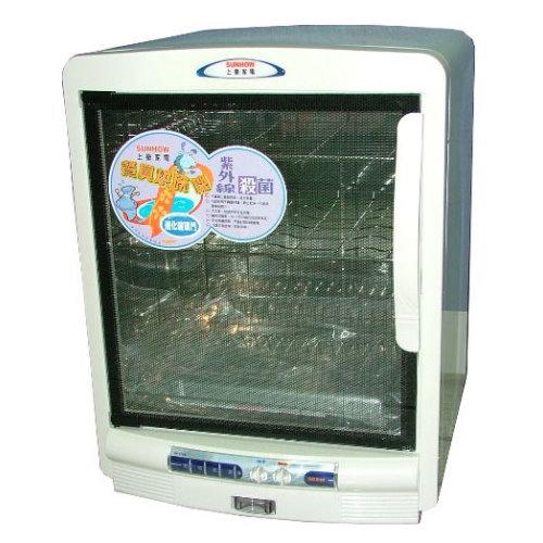 『SUNHOW』☆上豪 12人份紫外線抑菌烘碗機 DH-3765