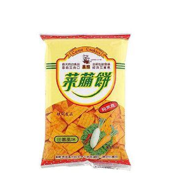 鑫豪黑熊菜脯餅110g