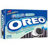 奧利奧OREO巧克力三明治餅乾-輕甜夾心411g