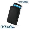 Acer Liquid A1 S100 專用PDair高質感手拿直式PDA手機皮套