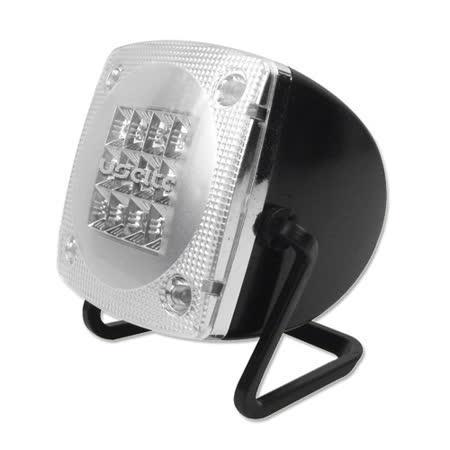 【火炬】高亮度12+4LED多功能露營燈手電筒