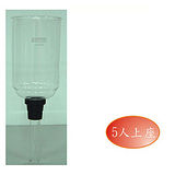 Tiamo TCA-5A咖啡器上座玻璃 (HG2707)
