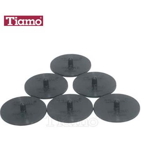 Tiamo半自動咖啡機清潔活塞6入( HG5013 )