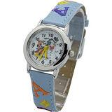 迪士尼米奇兒童錶-金屬框