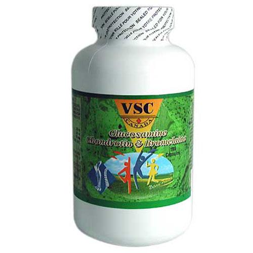 加拿大《VSC》GLS複方葡萄糖氨膠囊(180粒)