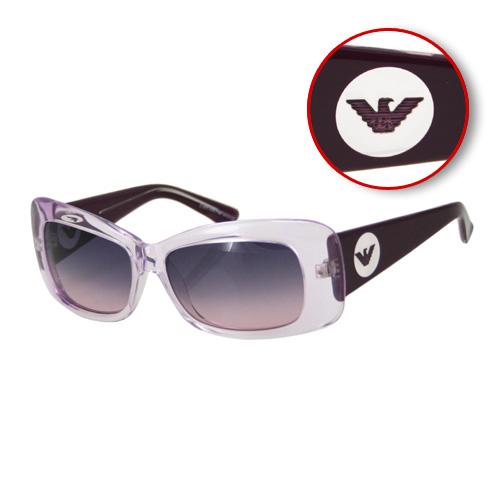 【EMPORIO ARMANI】時尚太陽眼鏡(EA-QOJ)