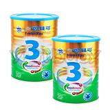 金可貝可幼兒成長奶粉900g (兩罐入)