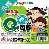 新東陽QQ蒜味香腸210g