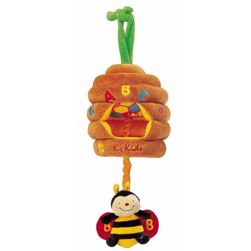 K's Kids 奇智奇思-拉繩音樂蜜蜂