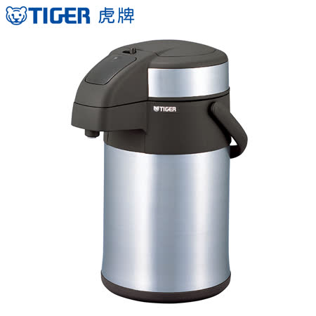 【TIGER虎牌】3.0L氣壓式不鏽鋼保溫熱水瓶(MAA-A302)