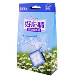任選《花仙子》衣物香氛袋-晨露香氛3入/包