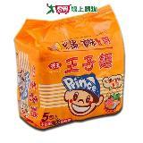 味王火鍋╱滷味專用王子麵50g*5包