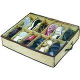 TV熱銷收納高手12雙鞋子收納整理盒(A2151)